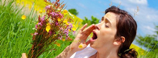 Allergie stagionali: sintomi cause e cure