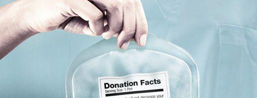Donazioni di sangue: i bergamaschi tra i più generosi d'Italia