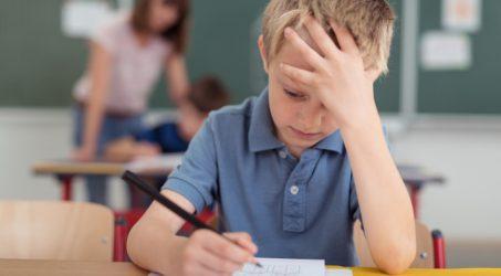 I disturbi dell'apprendimento tra i banchi di scuola